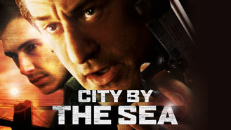 Netflix box art for City by the Sea