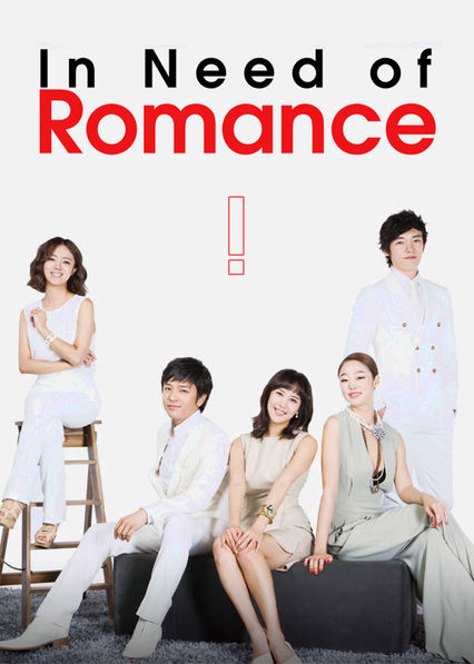 In Need of Romance Netflix AU (Australia)