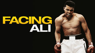 Netflix box art for Facing Ali