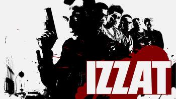 Netflix box art for Izzat