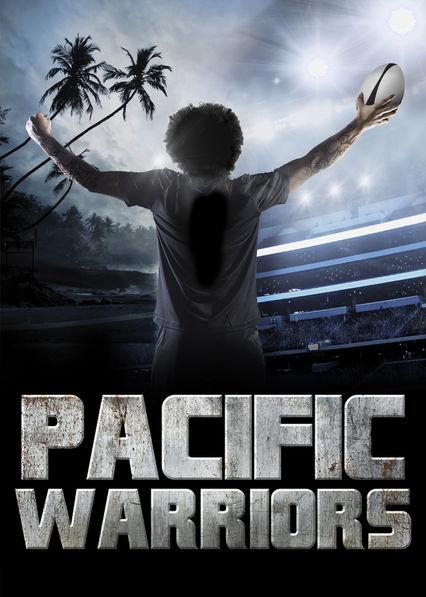 Pacific Warriors Netflix BR (Brazil)
