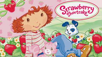 Netflix box art for Strawberry Shortcake - Season 1