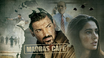 Netflix box art for Madras Café