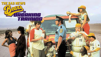 Netflix box art for The Bad News Bears in Breaking Training