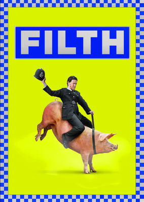 Netflix Box Art for Filth