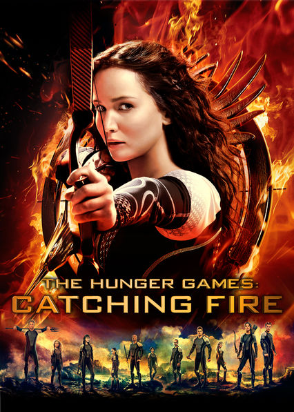 The Hunger Games: Catching Fire Netflix AU (Australia)