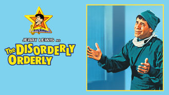Netflix box art for The Disorderly Orderly
