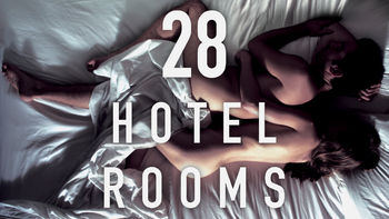 Netflix box art for 28 Hotel Rooms