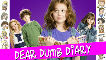 Netflix Box Art for Dear Dumb Diary