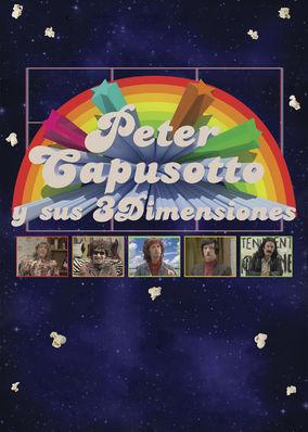 Peter Capusotto y sus tres dimensiones
