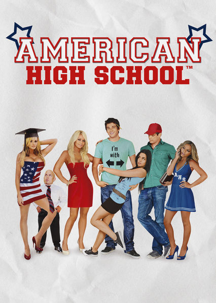American High School Netflix BR (Brazil)