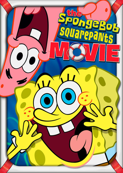The SpongeBob SquarePants Movie Netflix EC (Ecuador)