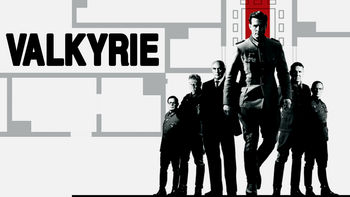 Netflix box art for Valkyrie