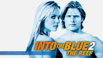 Netflix box art for Into the Blue 2: The Reef