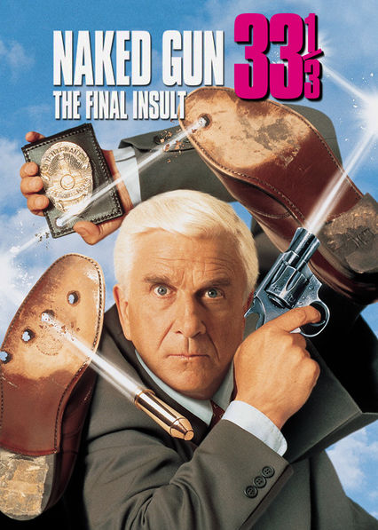 Naked Gun 33 1/3: The Final Insult Netflix PH (Philippines)