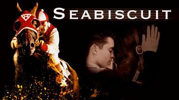 Netflix box art for Seabiscuit