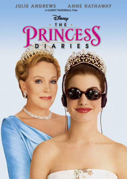 The Princess Diaries Netflix BR (Brazil)