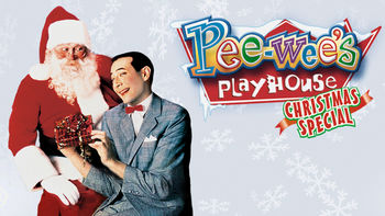 Netflix Box Art for Pee-wee's Playhouse: Christmas Special