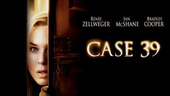 Netflix box art for Case 39