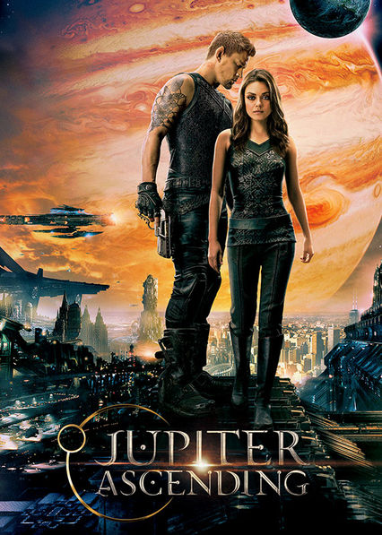 Jupiter Ascending Netflix PH (Philippines)