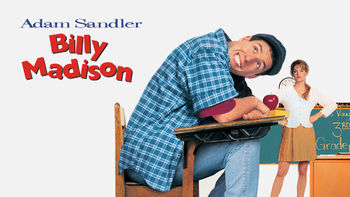 Netflix box art for Billy Madison