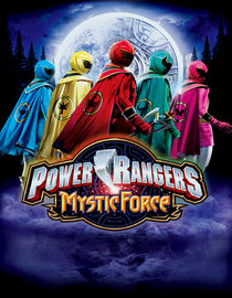 Power Rangers Mystic Force: Petrified Xander
