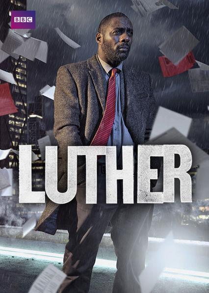 Luther Netflix AR (Argentina)