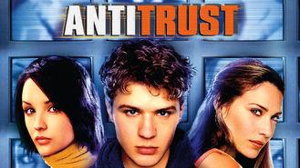 Netflix Box Art for Antitrust
