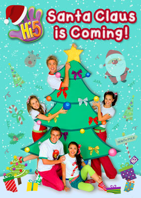 Hi-5: Santa Claus is Coming
