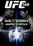 UFC 148: Silva vs. Sonnen II Poster