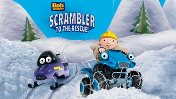 Netflix box art for Bob the Builder: Scrambler to the Rescue