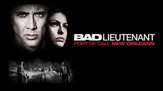 Netflix box art for Bad Lieutenant: Port of Call New Orleans