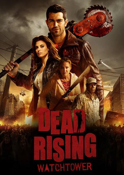 Dead Rising: Watchtower Netflix BR (Brazil)