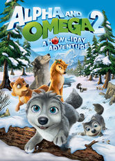 Alpha and Omega: A Howl-iday Adventure