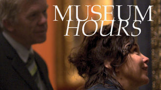 Netflix box art for Museum Hours
