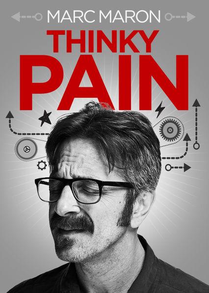 Marc Maron: Thinky Pain Netflix MX (Mexico)