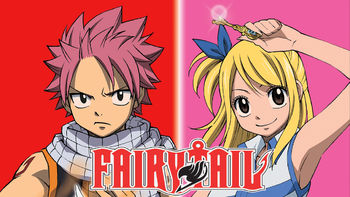 Netflix box art for Fairy Tail - Season 1