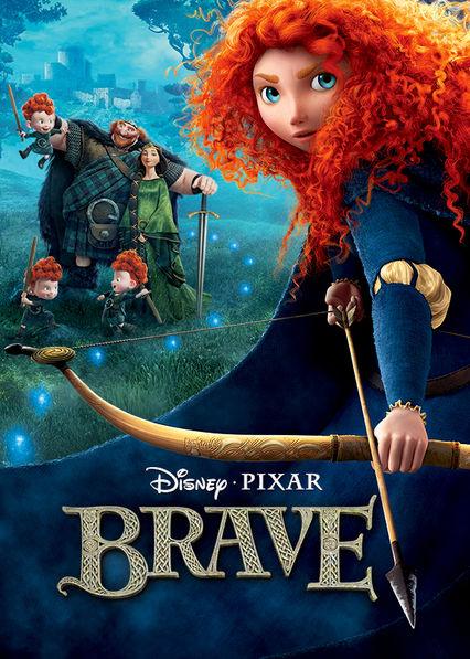 Brave Netflix BR (Brazil)
