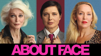 Netflix box art for About Face