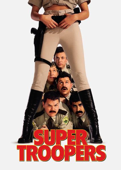 Super Troopers Netflix ES (España)