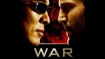 Netflix box art for War