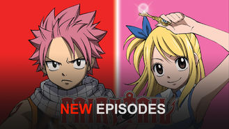 Netflix box art for Fairy Tail - Season 2