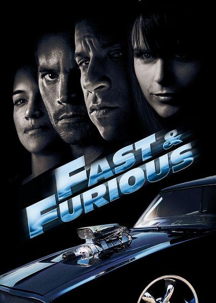 Fast and Furious Netflix ES (España)