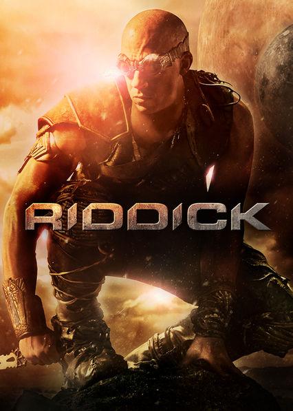 Riddick Netflix BR (Brazil)