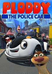 Ploddy the police car | filmes-netflix.blogspot.com