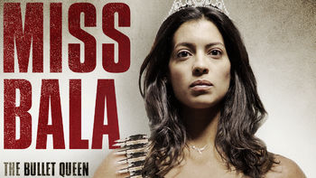 Netflix box art for Miss Bala