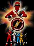Mighty Morphin Alien Rangers Poster