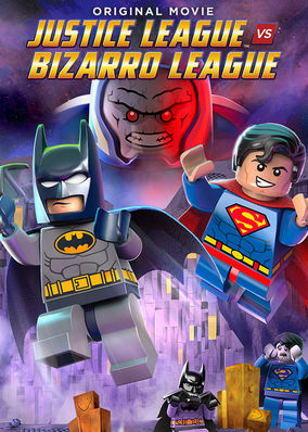 Lego: Justice League vs. Bizarro League