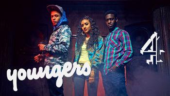 Netflix box art for Youngers - Season 1