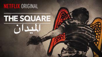 Netflix Box Art for Square, The